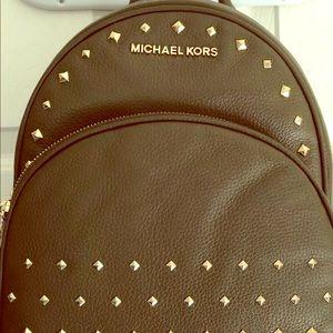 Micheal Kors Abbey Backpack